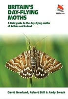 Britain's day-flying moths cover