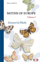 Moths of Europe Vol 2 cover